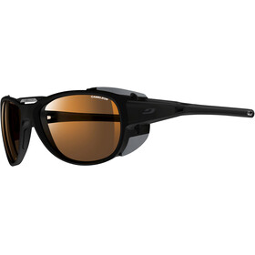 Julbo Explorer 2.0 Cameleon Sunglasses Matt Black/Black